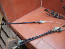 CABLE EMBRAGUE  FORD FIESTA 1AS SERIES SIN SERVO LARGO  650MM
