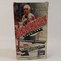 Chicago Blackhawks 1992-1993 VHS Video Norris Division Champions