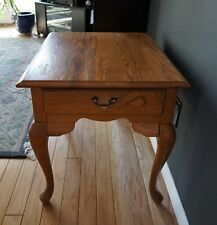 Broyhill End Table Queen Anne Style
