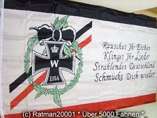 Fahnen Flagge Deutsches Reich Rauschet I.Eichen - 2 - 150 x 250 cm