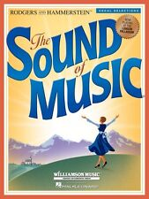The Sound of Music Vocal Selections U.K. Edition Sheet Music Vocal Sel 000313346