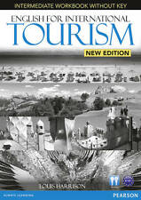 English for International Tourism Intermediate New Edition Workbook without Key