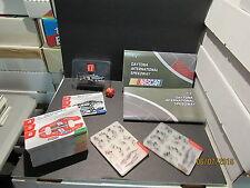 2006 Race Day 28 Car Unpunched Set + 12 Resource Cards Bonus Pocono Mat Promo #3