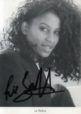 Autogramm - Liz Baffoe (Lindenstrasse)