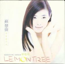 Tarcy Su Hui Lun 蘇慧倫: [Taiwan 1996 台灣版 with OBI] Lemon Tree 檸檬樹           CD