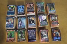 Rage: Apocalpyse CCG Lot - Amazon, Umbra, Wyrm & More - White Wolf OOP Card Game