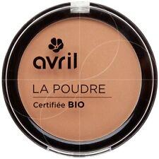 Avril - Poudre bronzante Ambrée 7g  - certifié bio
