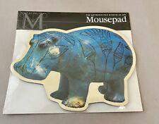 Sealed Metropolitan Museum of Art Mma William Hippo Hippopotamus 2004 Mousepad