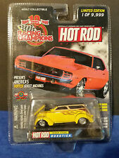 "1999 Hot Rod Magazine ""Boxoctica"" Issue #124 1:64 by Racing Champions 1 of 9,999"