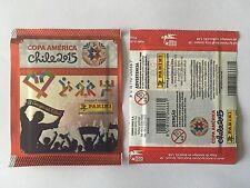 POCHETTE PANINI COPA AMERICA CHILI 2015 PACKET TUTEN BUSTINA