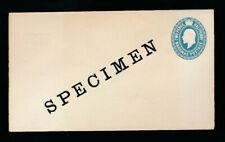 Bahamas, 2,5 Pence Ganzsachen-Umschlag Aufdruck Specimen, (1)   (S4)