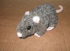New listing Wizarding World Of Harry Potter Ron Weasley Pet Rat Scabbers Plush Stuffed Toy