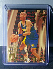 1995-96 Reggie Miller Fleer Ultra All-NBA Team #12 Basketball Card