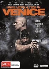 Once Upon A Time In Venice DVD NEW Region 4 Bruce WIllis