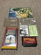 Rare Game soft FamiCom 『TIMES of LORE Lost medallion 』from Japan ☆