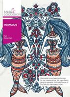 Mermaids Anita Goodesign Embroidery Machine Design CD New Sealed