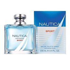 Nautica Voyage Sport Men 3.3 3.4 oz 100 ml *Eau De Toilette* Spray Nib Sealed