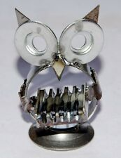 OWL METAL ART SCULPTURE