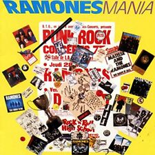 "Ramones ""Mania"" w/ I Wanna Be Sedated, Do You Remember, Blitzkrieg Bop & more"