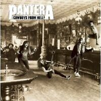 "PANTERA ""COWBOYS FROM HELL"" 2 CD NEW+"