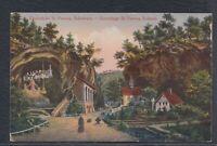 41381) AK Einsiedelei St. Verena Solothurn 1919 Biberist
