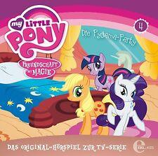 CD * MY LITTLE PONY - 3 - DIE PYJAMA-PARTY  # NEU OVP &