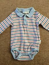 JoJo Maman Bébé Boys' Striped T-Shirts & Tops (0-24 Months)