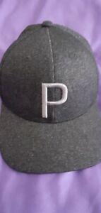 "PUMA "" P "" GOLF HAT / CAP"
