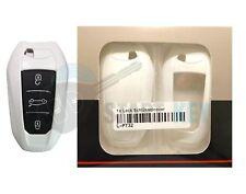 Peugeot Citroen Schlüssel Hülle 508 5008 4008 DS4 DS5 Hülle Key chiave cle Weiß