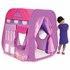 Playhut Beauty Boutique Play Tent Kids Toddlers Girls Indoor Princess Pink New