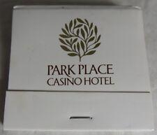 VINTAGE UNUSED PARK PLACE CASINO HOTEL MATCHBOOK                  (INV13759)