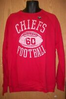 Kansas City Chiefs Junk Food Vintage Fleece Sweatshirt
