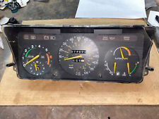 SAAB 900 Turbo Classic Instrument Cluster Used For Parts