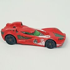 2014 Hot Wheels SCOOPA DI FUEGO Red Green Mexico National Team HW City Goal