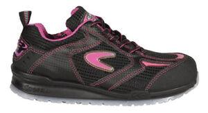 Scarpe antinfortunistiche calzature da donna basse da lavoro COFRA Eva S1 P SRC