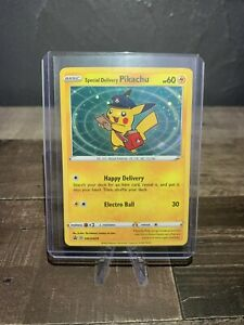 SPECIAL DELIVERY PIKACHU SWSH074 PROMO 20 CARD REPACK