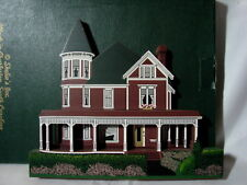 Shelia's Collectible 1997 Victorian Home Frank Hastings House Port Townsend, Wa