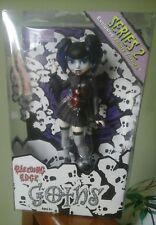 Bleeding Edge Goths Doll Figure Trinity Tortura Figurine Gothique Punk série 2