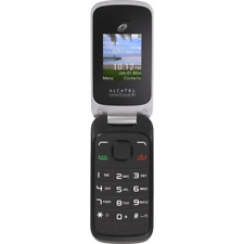 New TracFone Alcatel A206G 3G Prepaid Cell Phone with Double Minutes for Life