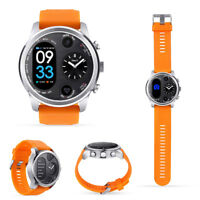 Smartwatch Bluetooth Wrist Reloj inteligente Heart Rate Monitoring Armband Wear