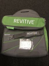 Revitive Genuine Circulation Booster Carrying Bag Storage Pack + Free Pads