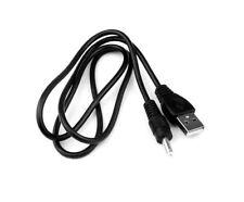 2M USB 5V 2A nero Caricabatterie Cavo di alimentazione adattatore per Panasonic HC-V500 Camcorder