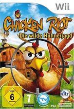 Nintendo Wii Spiel ***** Chicken Riot *************************NEU*NEW