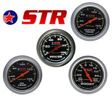 More details for str mechanical liquid filled gauge - water temp, oil temp, oil pressure, boost
