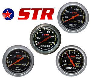 STR Oil Pressure Gauge – Autograss Stock Cars BRISCA ORCI Spedeworth Hot Rod F2
