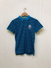More details for ryder cup junior 2018 women's golf polo shirt top - 10 - blue - new