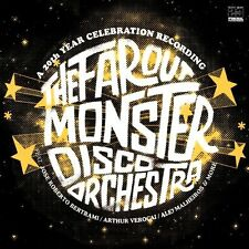 Far Out Monster Disco Orchestra By Various Artists Vinyl 2LP Record NEW