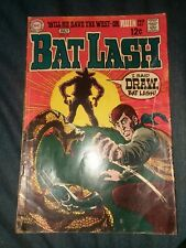 Bat Lash 5 dc comics 1968 silver age nick cardy art run western movie collection