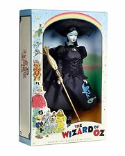 Barbie Collector Wicked Witch of West Wizard of Oz Doll - NEW & SEALED!