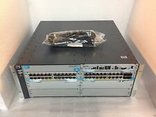 J9539A HP 5406-44G-PoE+-4G-SFP v2 zl Switch with Premium Software